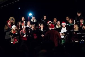 Saint Martin's University Holiday Concert