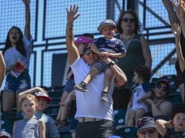 We R Family Cheney Stadium