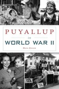 Puyallup During WWII Book