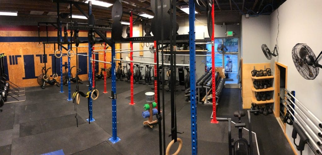 Town Athletics/Tacoma CrossFit