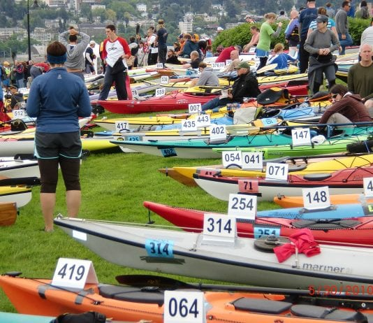 Ski to Sea Kayaks in Zuanich S2S