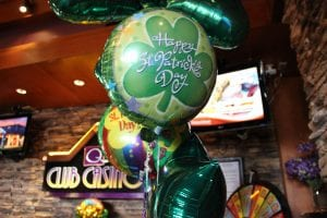 Quinault Beach Resort and Casino St. Patricks Day