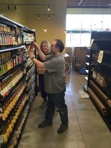 Central Co-op Reopening