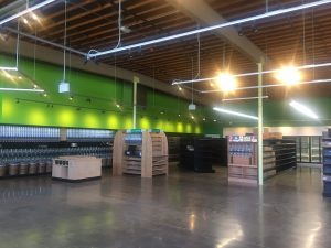 Central Co-op Tacoma Interior