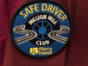 Million Mile Patch