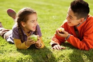 Kaiser Permanente Kids healthy snacks