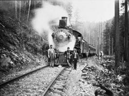 Tacoma & Eastern Railroad 1908