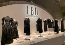 washington state history museum LBD