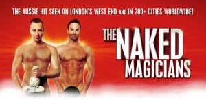 The Naked Magicians @ Rialto Theater