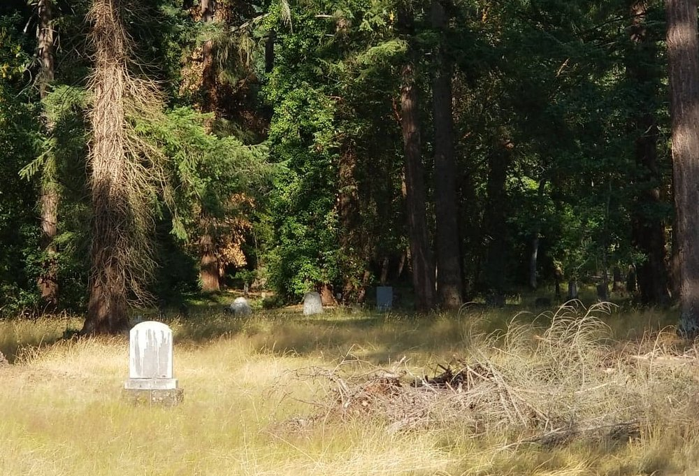 Old Settlers cemetery Tacoma