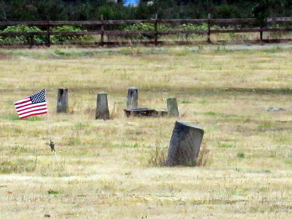 Washington State Hospital patient cemetery