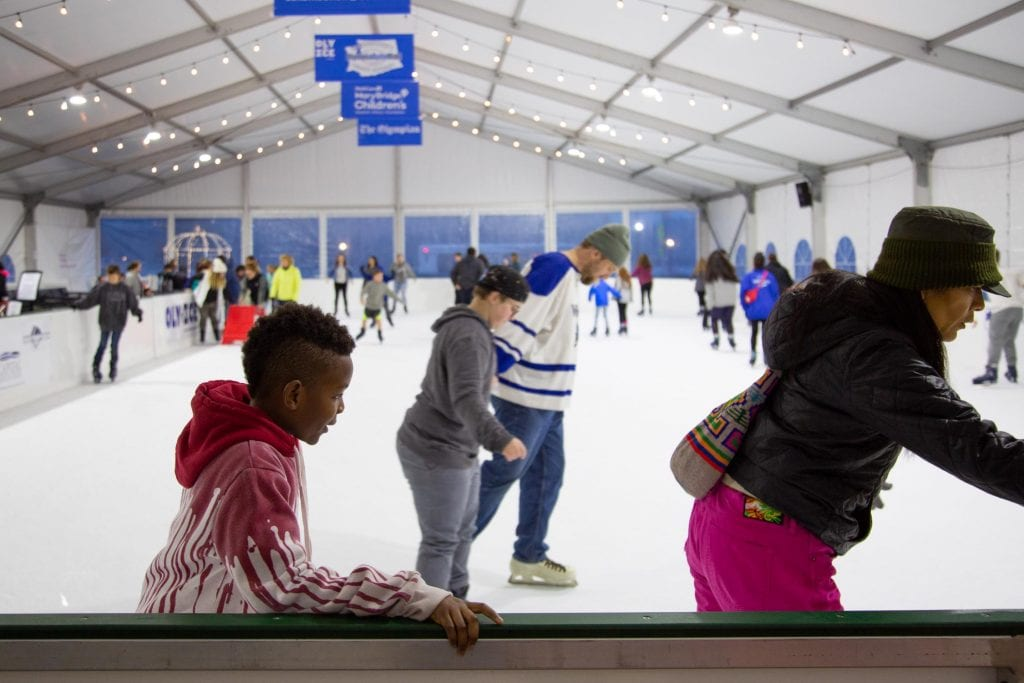Olympia Ice Skating Rink