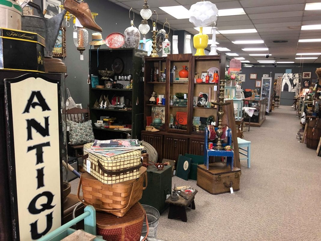 antique store in Aberdeen