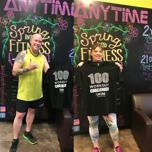 Anytime Fitness Puyallup