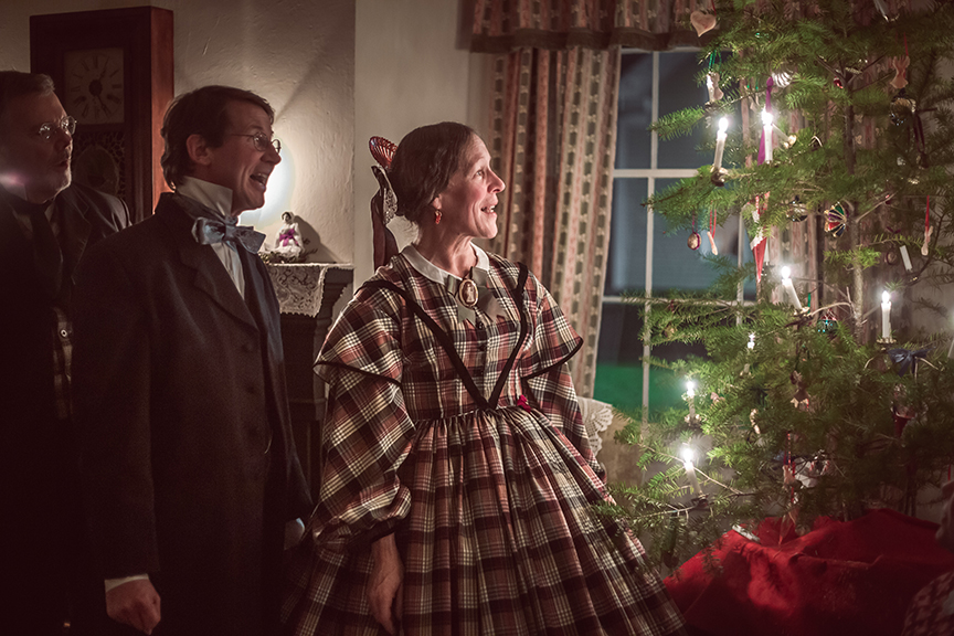 Christmas at fort steilacoom