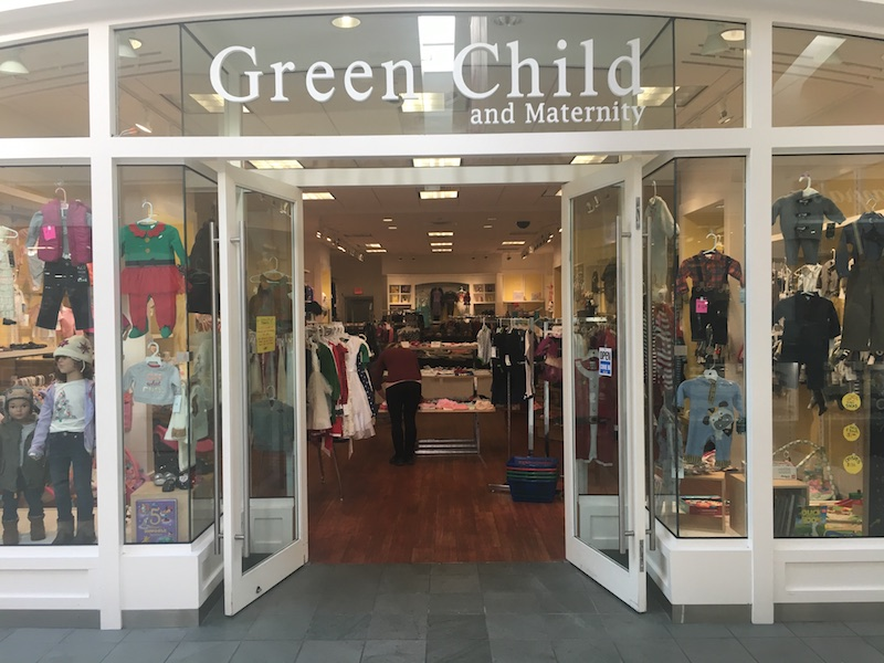 Green Child and Maternity
