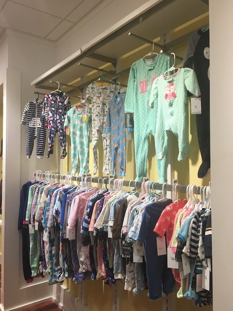 Secondhand childrens clothing Tacoma