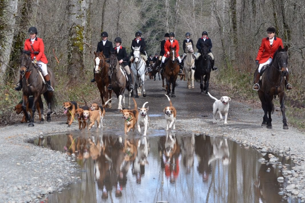 Woodbrook Hunt Club JBLM