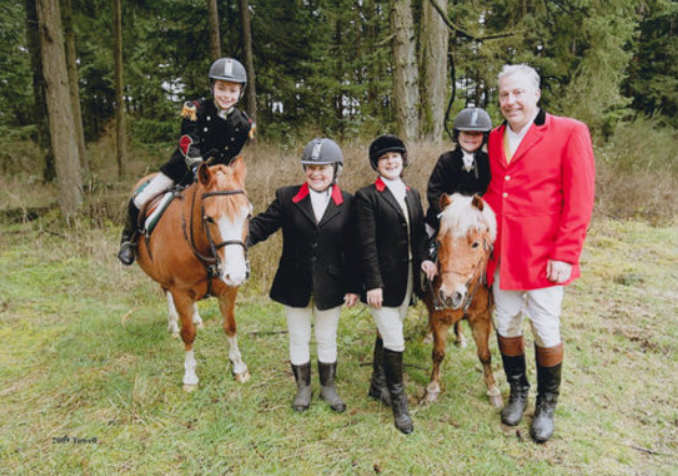 Woodbrook Hunt Club family tradition