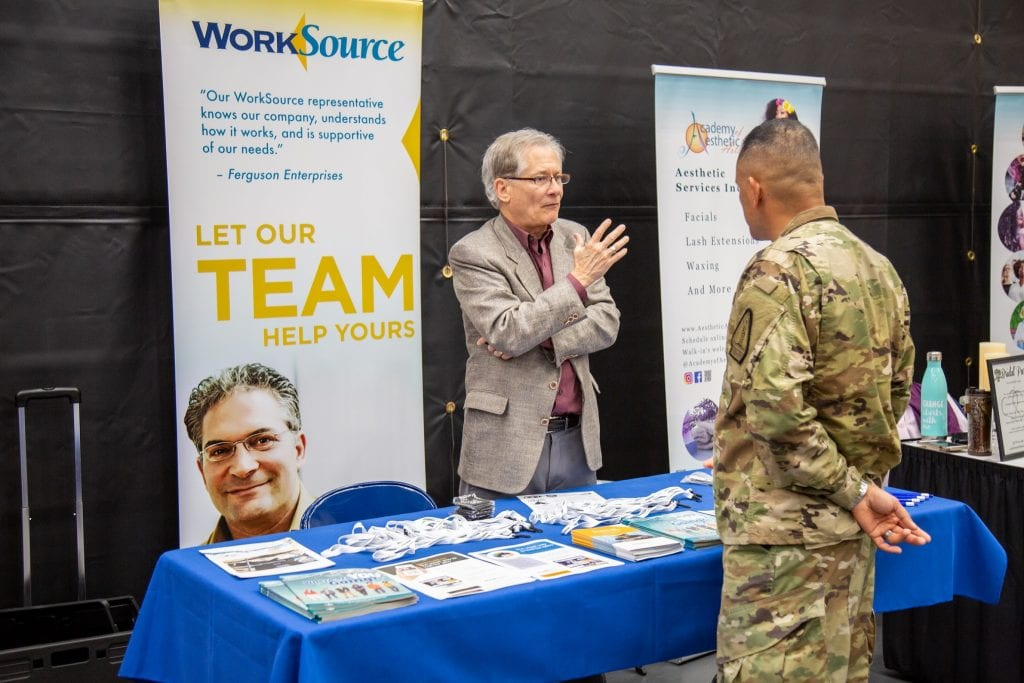 2020 South Sound Business and Career Expo WorkSource