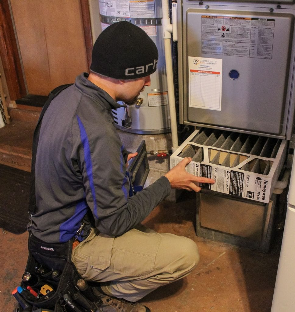 Heating and Cooling System