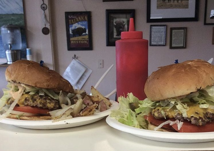 Tacoma Bison Burgers