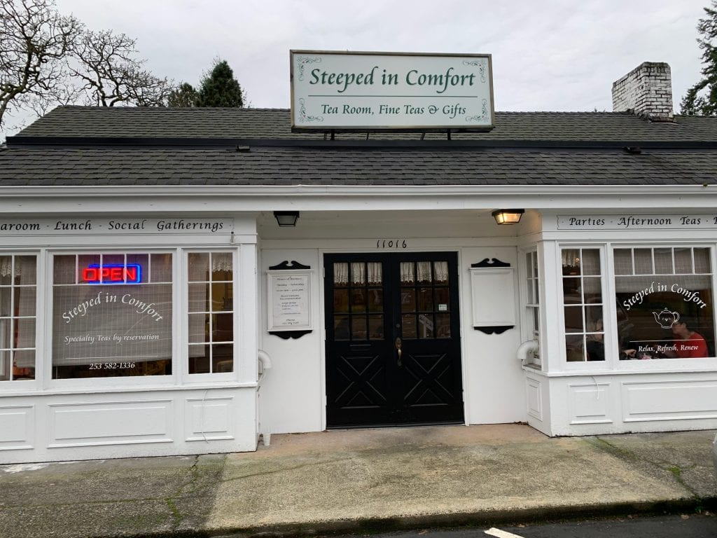 Steeped in Comfort Lakewood