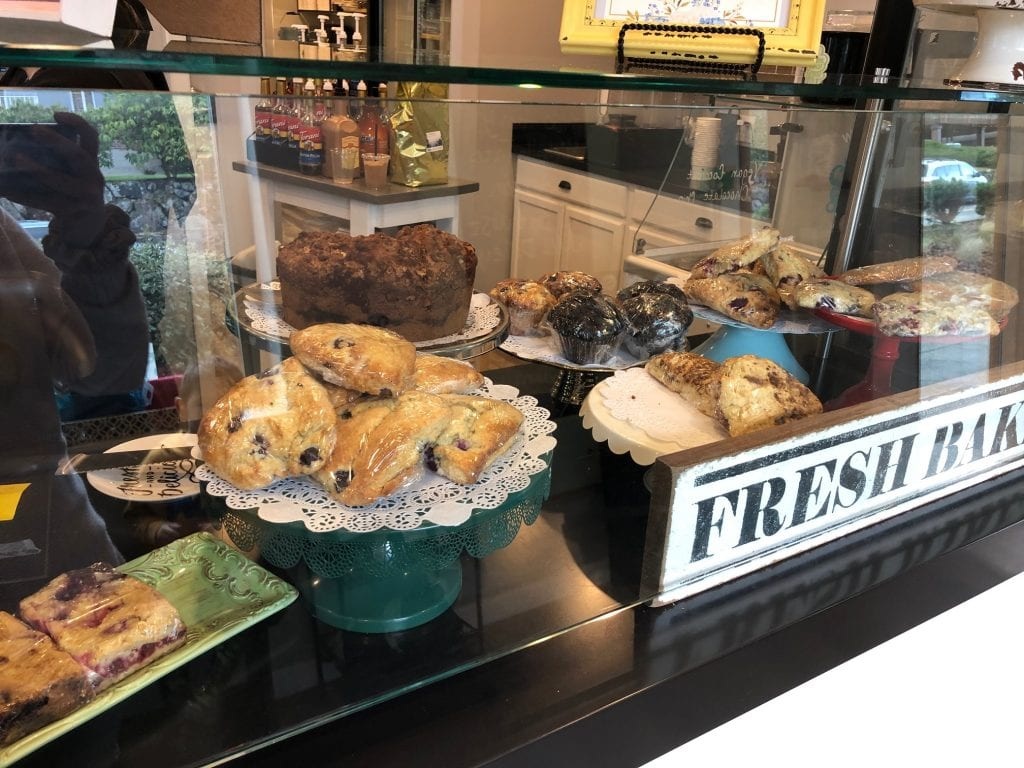 Topside Pastries