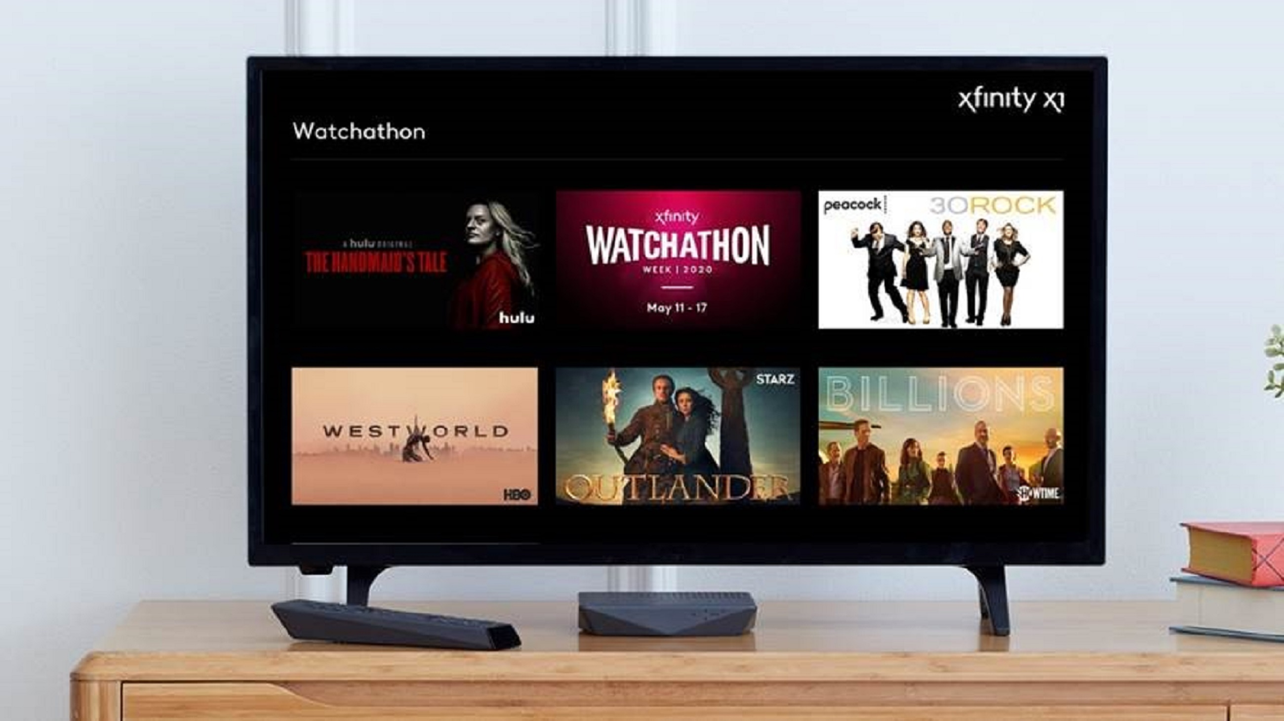 XFINITY Watchathon Week Returns May 11 17 with More Than 10,000