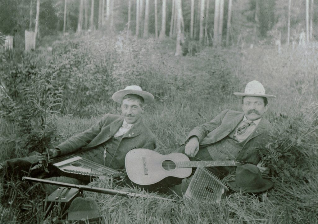 Bluegrass From the Forest