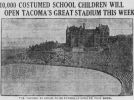 tacoma stadium high school history