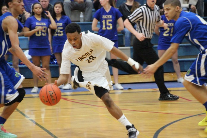 lincoln basketball