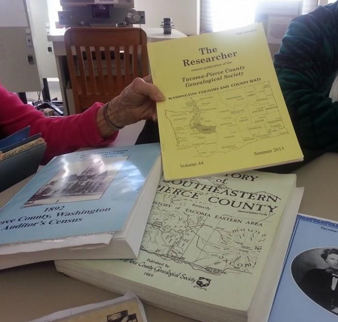 tacoma genealogical society