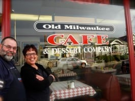 old milwaukee cafe