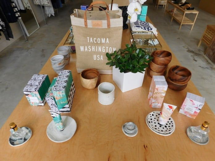 Shop Small Tacoma