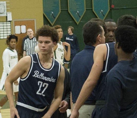 Bellarmine boys basketball