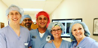 Oly Ortho, Dr. Manista and team