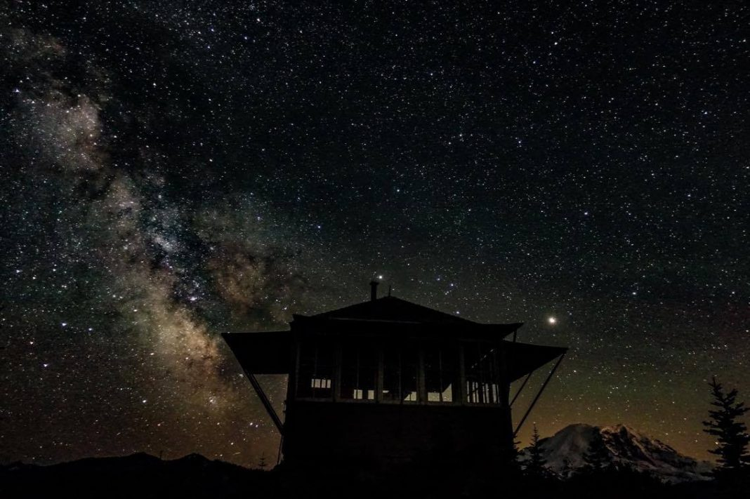 fire lookout stars