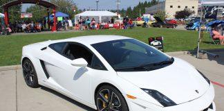 Lamborghini for a Day
