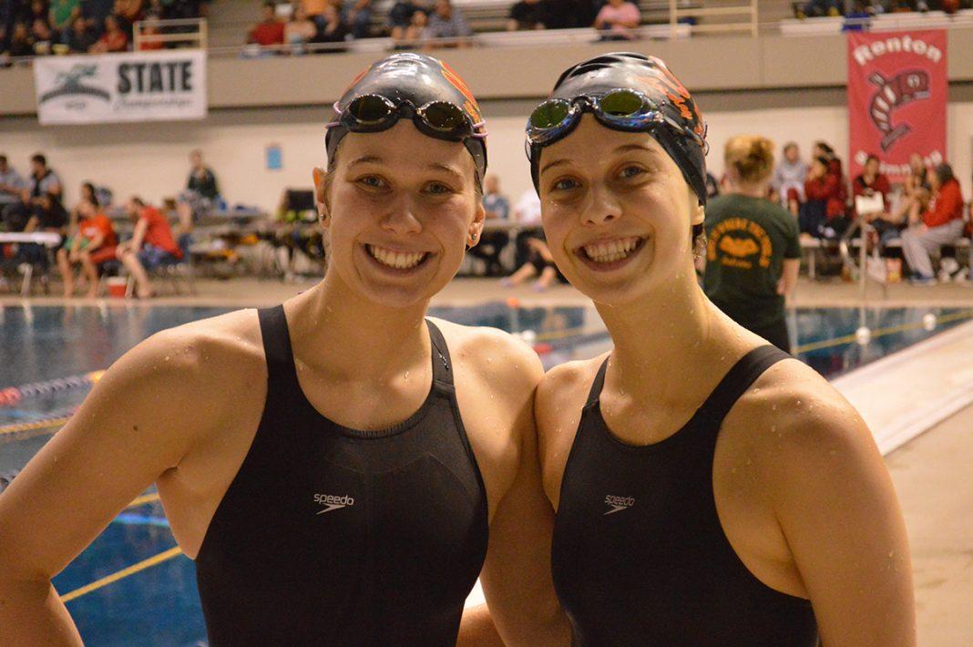 Rachel and Emily