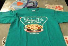 Rhubarb Pie Capital