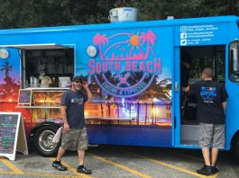 South Beach Food Truck