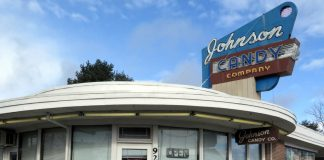 Johnson Candy Co Tacoma