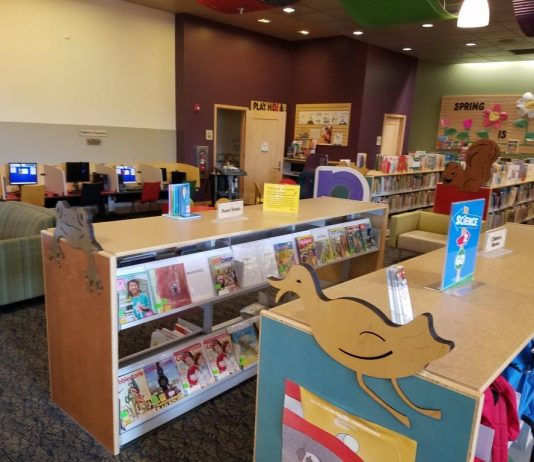 Tacoma libraries