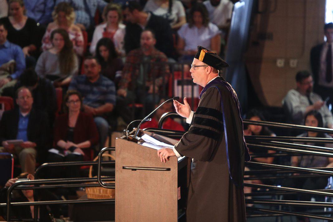 Saint Martin's University Graduation