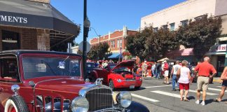 Classy Chassis Car Show 2017 City of Sumner
