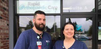 Rapid Orthopaedic Matt Marshall Rebecca Brisco