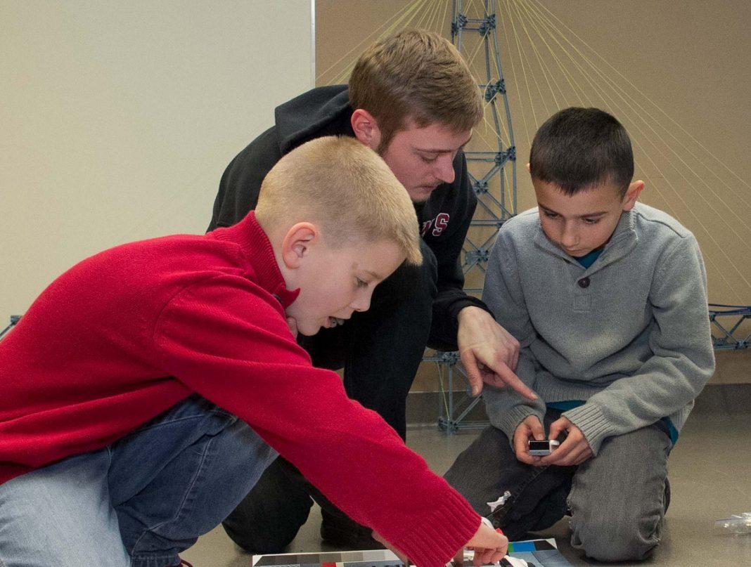 Saint Martins Univeristy Video Game Camp Boys And Girls STEM Club