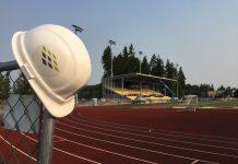 SCJ Alliance White River High School Stadium