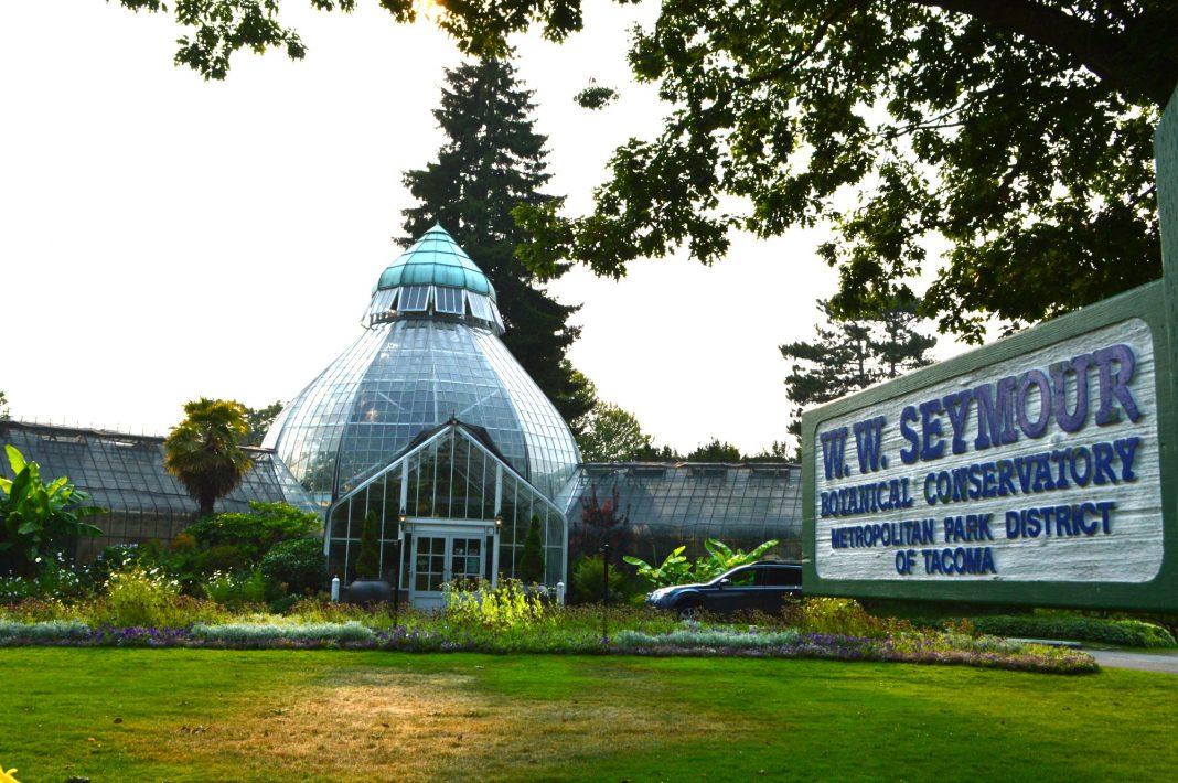 Wright Park Conservatory